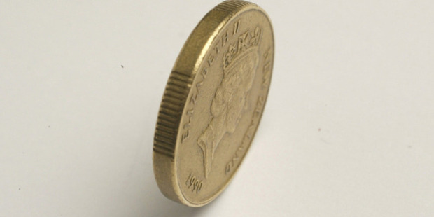 The kiwi traded at 55.83 British pence from 55.91 pence. Photo / iStock