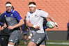 FIRST XV: Loosehead prop Wyatt Crockett could start for the All Blacks this weekend. PHOTO/NZME