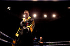 Joseph Parker has been trying to find bigger sparring partners before he faces The Giant. Photo / Dean Purcell.