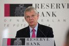 Reserve Bank Governor Graeme Wheeler.