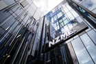 NZME building on Graham Street.
