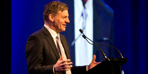 Bill English's performance still rates highly with CEOs. Photo / Jason Oxenham