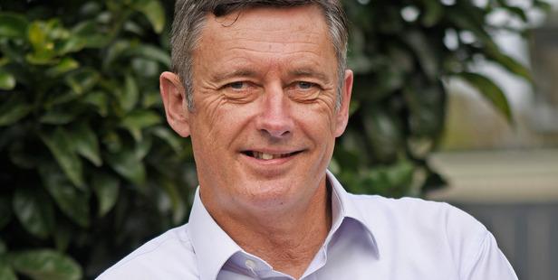 Tauranga's Mayor Stuart Crosby is seeking new horizons.  Photo/File