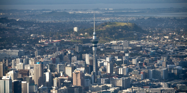 Only 17 per cent of Aucklanders trust the council to make the right decisions. Photo / Dean Purcell