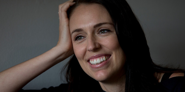 Jacinda Ardern is Labour's small business spokesperson.