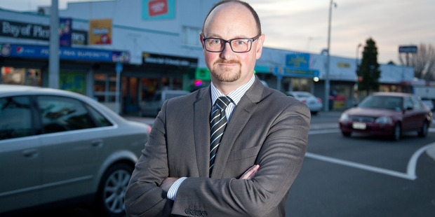 """Tauranga mayoral candidate Councillor Steve Morris is pressing for a review of the rating system so residents get a """"fair deal"""". Photo/File"""