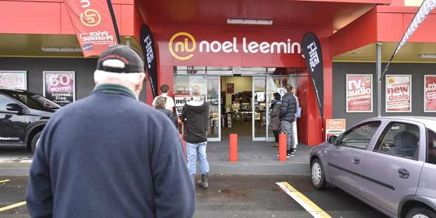 Noel Leeming's operating profit jumped 87.6 per cent to $12.1 million in the last financial year.
