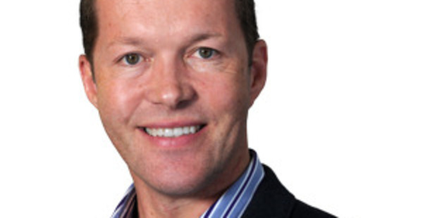 Auckland Mayoral candidate Mark Thomas