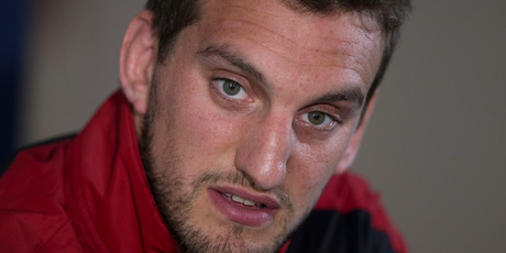 Sam Warburton will captain Wales in their four-match autumn Test series. Photo / Brett Phibbs.
