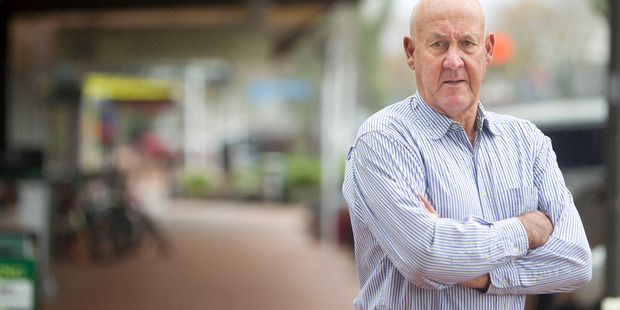 Rotorua district councillor Mike McVicker is a trustee of the Hobson's Pledge Trust.