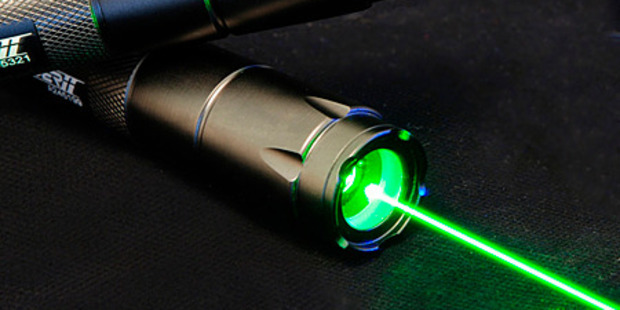 There have been at least 200 reported laser strikes on aircraft since new legislation was brought in to curb the issue. Photo/FILE