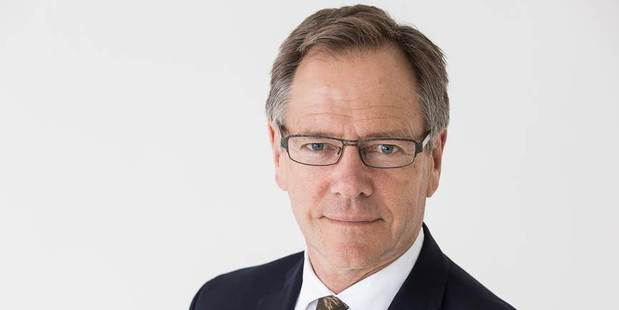 Gerard van Bohemen, NZ ambassador to the United Nations. Photo / Supplied