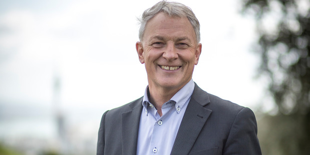 Auckland City mayoral candidate Phil Goff. Photo / Dean Purcell