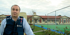 Police officer Senior Constable Pehi Potaka investigated the school burglaries in the last school holidays and police are asking schools to remain vigilant through these ones. Pictured In July.