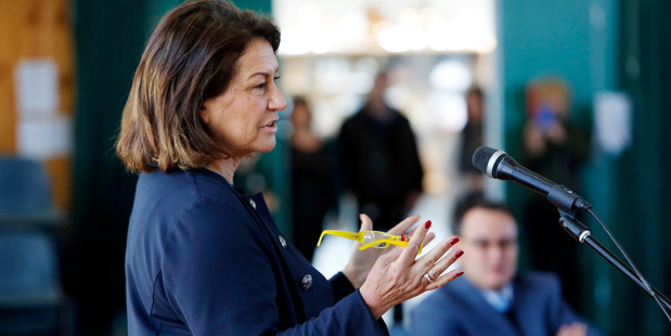Education Minister Hekia Parata says data revealed by the Herald doesn't reveal anything new. Photo/File