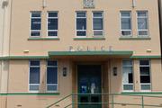 Greymouth Police Station. Photo / NZPA/Ross Setford