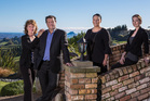 Eagle Ridge owners Deborah and Nigel Herbert with business development manager Briana Clarke and event co-ordinator Nicole Kettle. Photo/supplied