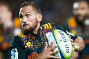 Aaron Cruden is off contract with the New Zealand Rugby Union next year.
