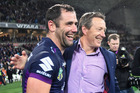 Cameron Smith (left) is one of a few core players for Craig Bellamy. Photo / Getty Images