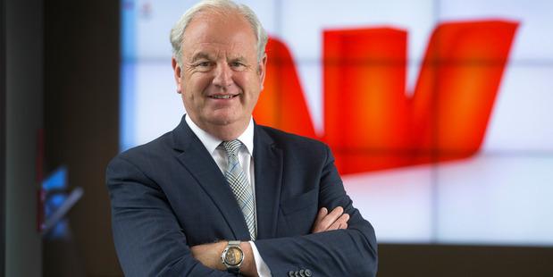 Westpac New Zealand chief executive David McLean. Photo / Brett Phibbs