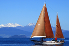 Sail Fearless on Lake Taupo. Photo / Supplied