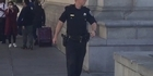 Watch: San Francisco Civic Center evacuated due to possible gunman