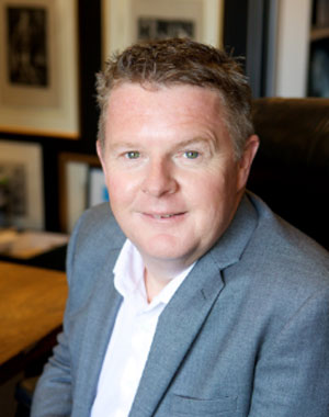 Cream chief executive Kevin O'Sullivan.