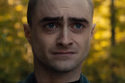 Actor Daniel Radcliffe had to shave his head for his latest movie, Imperium.