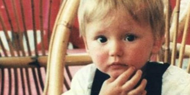 21-month-old Ben vanished while in the care of his grandparents Eddie and Christine Needham on the Greek island of Kos in July 1991. Photo / Facebook