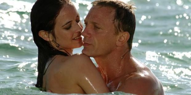 Green was the woman who tamed Bond in Daniel Craig's first outing, 2006's Casino Royale. Photo / Sony Pictures