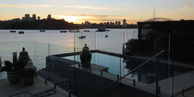 Views across Sydney Harbour. Photo / Supplied