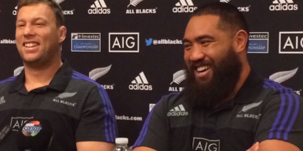 Loading Charlie Faumuina has been adopted by fans in Buenos Aires and is quickly becoming a local favourite.