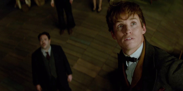 A scene from Fantastic Beasts and Where to Find Them. Photo / Youtube
