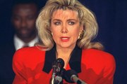 Gennifer Flowers said during Bill Clinton's 1992 presidential campaign that the two of them had engaged in an affair over a dozen years. Photo / AP