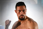 New Zealand heavyweight boxer Joseph Parker could have a title fight at Eden Park. Photo / Photosport