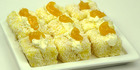 How to make lemon curd lamingtons