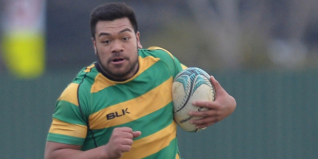 Losi Filipo was discharged without conviction for the assault last month. Photo / Getty Images