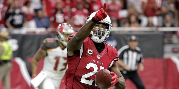Arizona Cardinals cornerback Patrick Peterson. Photo / AP