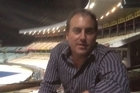 Cricket correspondent Andrew Alderson reviews the opening day's play of the second cricket test at Eden Gardens.
