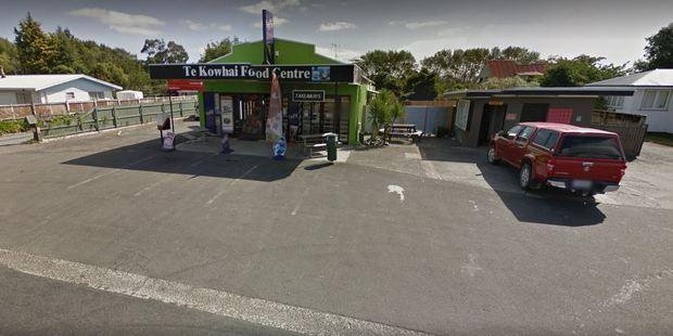 The Te Kowhai Food Centre in Waikato. Image / Google.