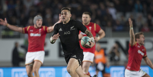Loading TJ Perenara has proven he can last the distance in a test start.