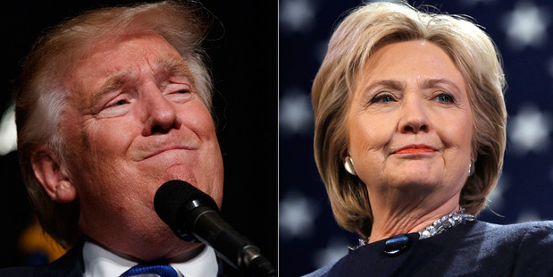 Loading Donald Trump and Hillary Clinton will face off in a critical debate. Photo / AP