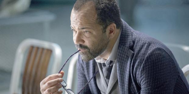 Jeffrey P. Wright as Bernard Lowe in Westworld. Photo / John P. Johnson, HBO