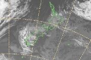 The country will see lots of rain this weekend. Photo / MetService