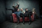 Pixies are back with the release of their new album Head Carrier.