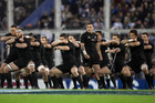 The All Blacks dominance in the Rugby Championship is no surprise, and is further illustrated through a number of incredible stats. Photo / Photosport