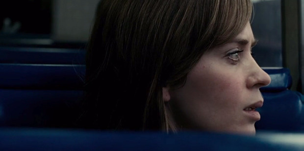 Emily Blunt stars in the thriller film The Girl on the Train.