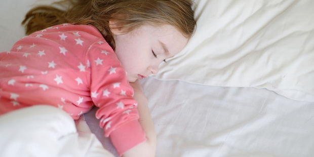 A growing body of evidence suggests sleep problems can negatively affect children and their families. Photo: File