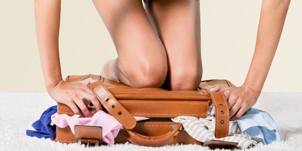 Be sure to pack carefully. Photo / 123RF