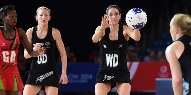 Anna Harrison is under pressure to get back up to speed quickly for the Silver Ferns following the late scratching of Kayla Cullen. Photo/PHOTOSPORT.